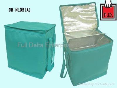 不織布保溫袋 (食品業者)