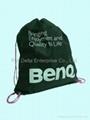 不织布环保袋  - 后背串绳袋 ( 电脑科技3C业者 )