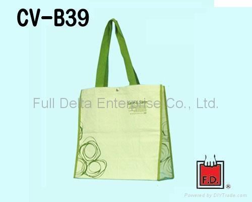 帆布環保購物袋 / 贈禮品袋