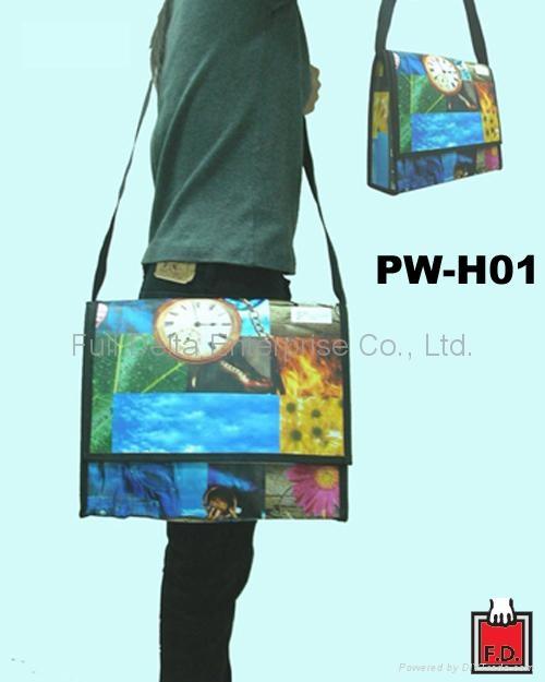 書包型編織袋