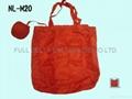 尼龍收納環保袋 ( 蘋果造型