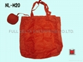 Nylon foldable bag ( Apple )