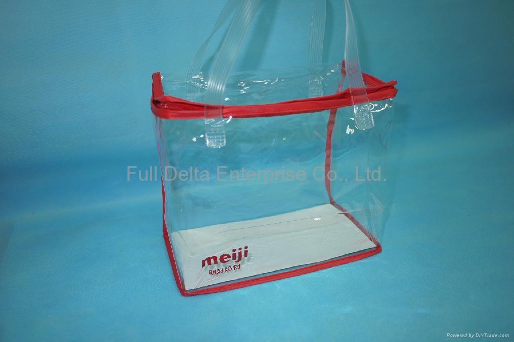 PVC购物袋 / 赠品礼品袋