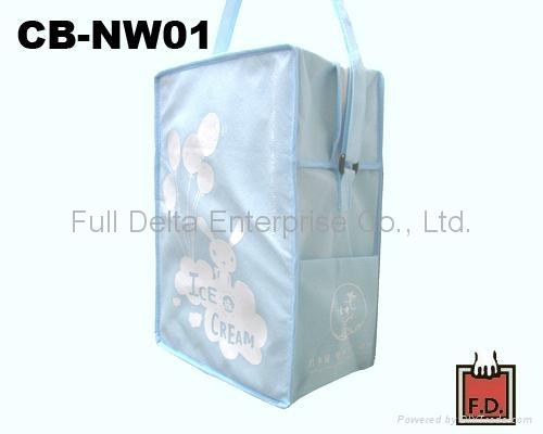 不织布保温袋 ( 巧克力 / 冰品适用 )