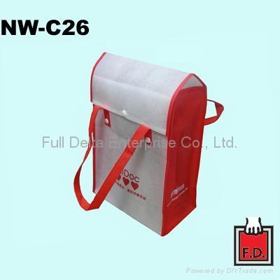 不织布环保购物袋 ( 宠物饲料业者 )