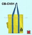 Canvas Thermal bag / cooler bag