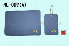 Nylon bag for passport