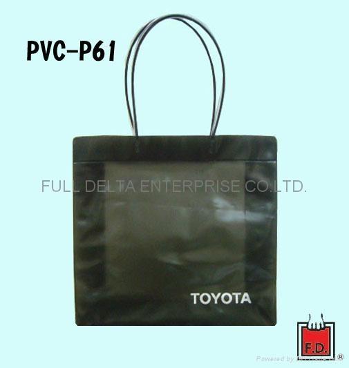 PVC電壓軟管贈品袋