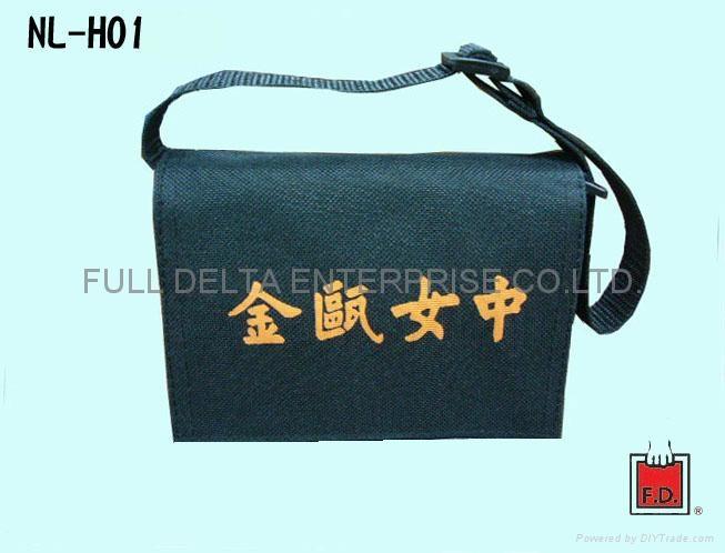 尼龍小書包袋 / 尼龍零錢包 2