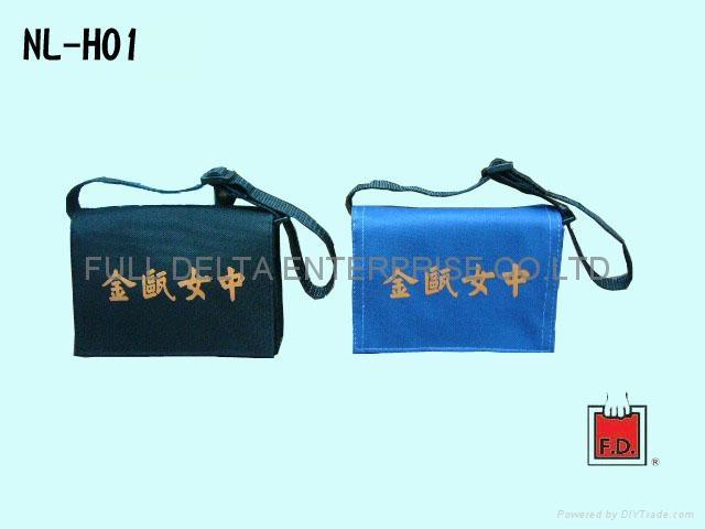 尼龍小書包袋 / 尼龍零錢包 3