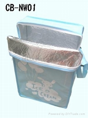 不織布保溫袋(冰淇淋,甜點,蛋糕適用)