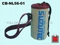Cooler bag for 1 cans