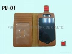 PU手機套 / 皮革書本造型手機套