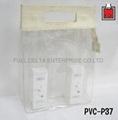 腰孔手提PVC袋