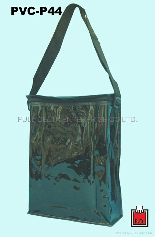 PVC贈禮品袋 ( 酒瓶專用袋 )