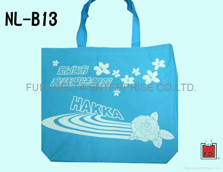 尼龍/特多龍簡單型環保袋