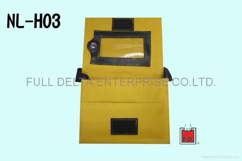 尼龍紀念小書包袋 / 贈品證件袋(美妝保養)