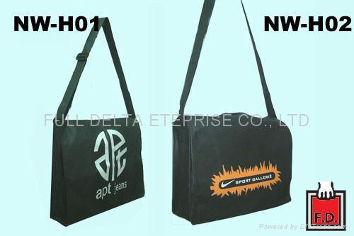 不織布書包型環保袋
