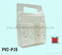 PVC Die Cut Bag