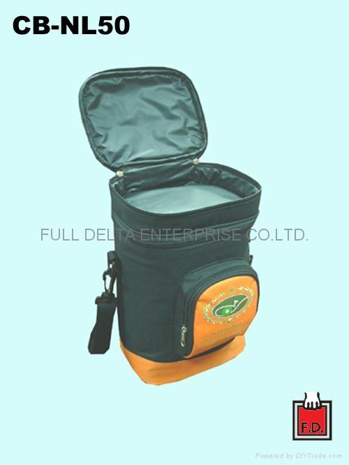 圓筒保溫袋 ( 高爾夫球業者 )