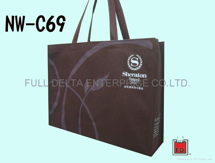 不织布环保袋 (饭店业者)