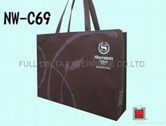不織布環保袋 (飯店業者)