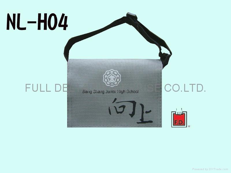 尼龍小書包袋 / 尼龍零錢包 4