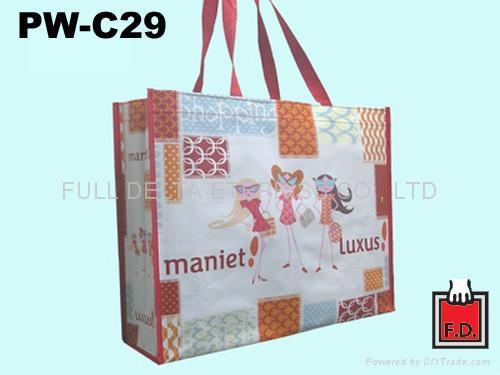編織環保袋 / 編織購物袋