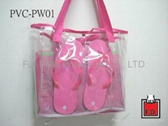 PVC bag ( for Beach mat )