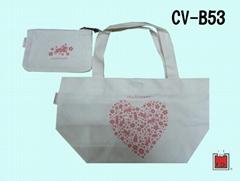 底型帆布环保袋 / 帆布赠礼品袋