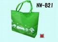 不織布底型購物環保袋 (汽車業