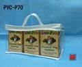 PVC隨行手提袋 ( 咖啡豆/
