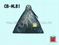三角型造型尼龙保温袋 ( 粽子