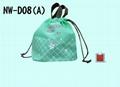 Non woven drawn-string bag