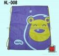 Nylon String drawn Bag