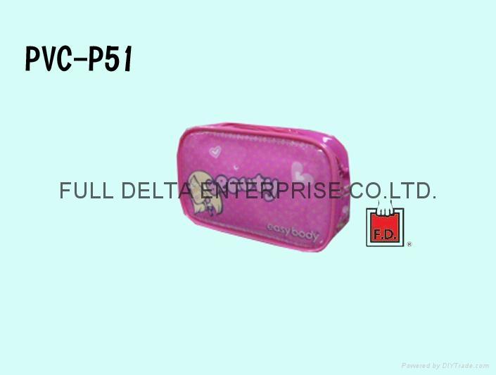 PVC化妝包(贈品適用)  1
