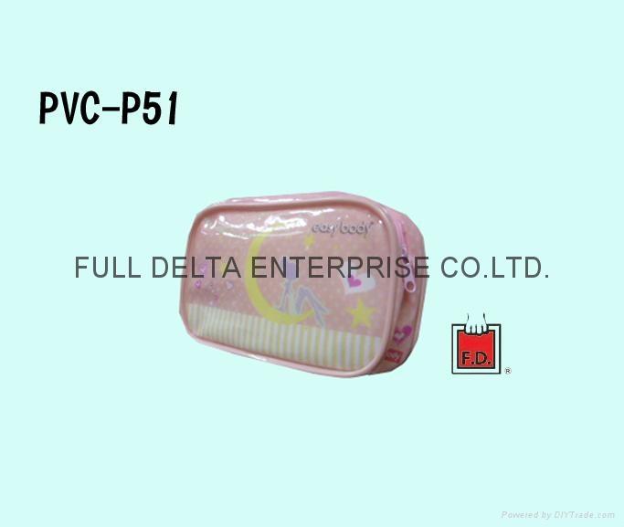 PVC化妝包(贈品適用)  2