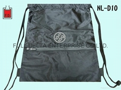 Polyester/Nylon Backpack bag