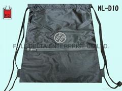Polyester/Nylon Backpack bag