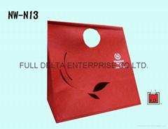 针扎棉环保袋 (饭店业者火鸡袋)