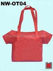 衣服造型不织布环保袋