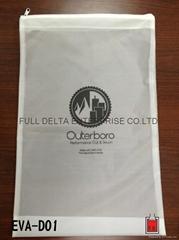 EVA drawn-string bag / Plastic bag