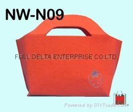 針扎棉環保袋 (飯店業者火雞袋)