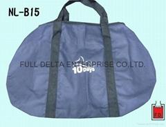 尼龍底型購物袋(寢具業者)