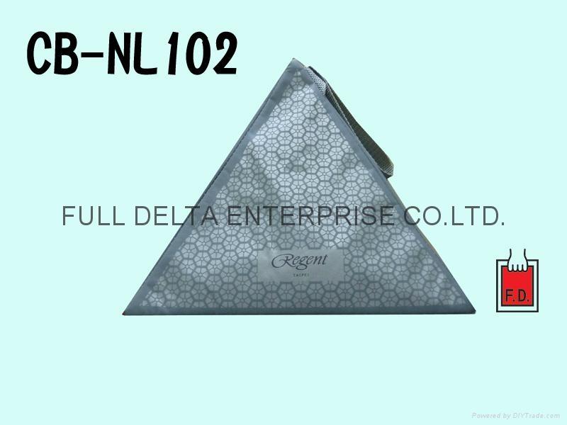 三角型造型尼龙保温袋 ( 粽子适用 )