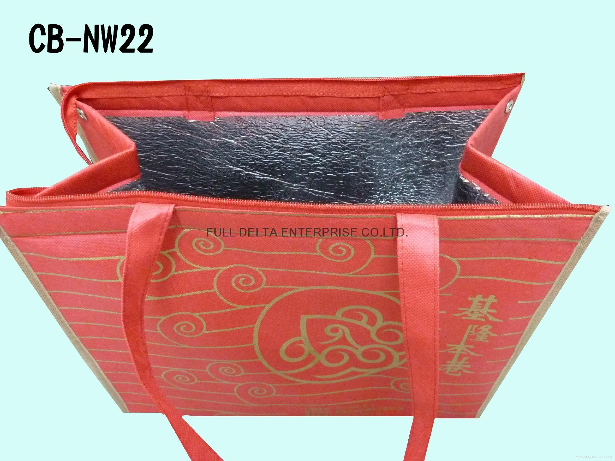 不织布食品保温袋 ( 渔会 / 水产业者 )