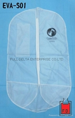 EVA塑胶西装袋