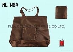 口袋收納型尼龍環保袋/贈禮品袋