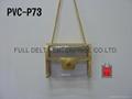 PVC甜点袋(饭店/食品业者)
