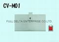 帆布收納環保購物袋 / 贈禮品袋Cotton Foldable Bag with button 2